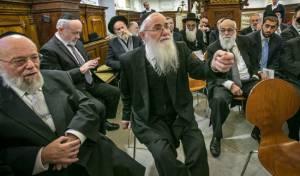 """לראשונה בי-ם: כנס רבני אירופה לשת""""פ עם בתי הדין בישראל"""