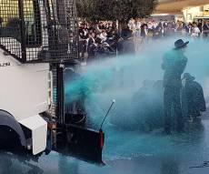 הפגנות 'הפלג'. ארכיון - עריקי 'הפלג' נשלחו למאסר ארוך; ההפגנות  יחודשו הערב
