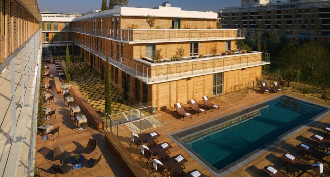 מלון מריוט בצרפת