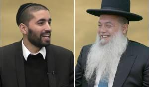 הרב יגאל כהן והרב שניר גואטה