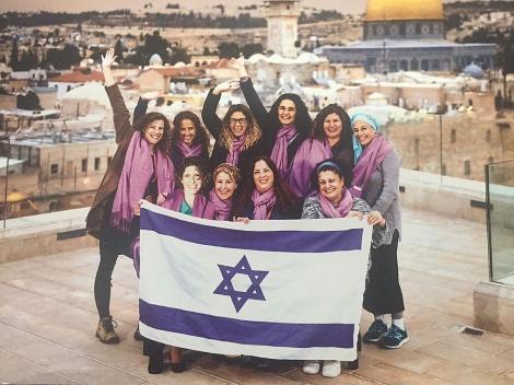 מאות נשים חילוניות יזהרו לחלל את השבת