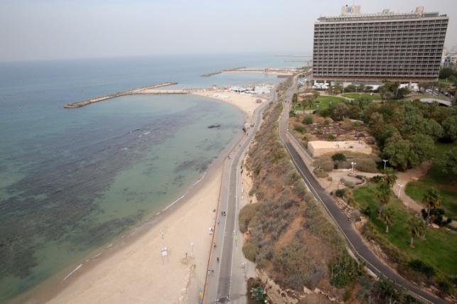 הים בתל אביב