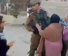 תמימי מימין, מכה את החייל - הנערה הפלסטינית שהכתה חיילים נעצרה • צפו