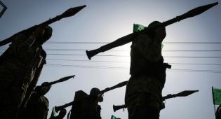 תיעוד: המופע הצבאי של חמאס ברצועה