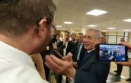 צפו: מדוע השווה ביבי עיתונאי חרדי לדוד המלך