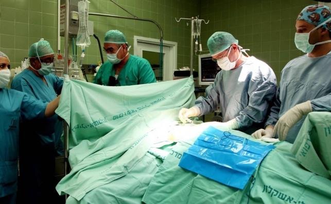 בית החולים ברזילי. אילוסטרציה