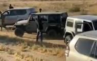 """צפו: גנבו ציוד צבאי ותקפו את לוחמי צה""""ל"""