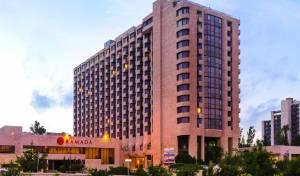 שריפה פרצה במלון הירושלמי המפורסם