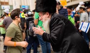 שידור חוזר: משתה פורים הגדול של ירושלים
