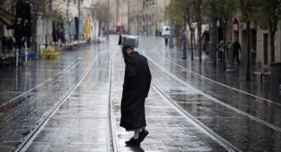 תחזית מזג האוויר: שוב גשם וסופות רעמים