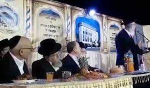 בעלזא מפתיעה: ראש העיר הבא - יחיאל לסרי