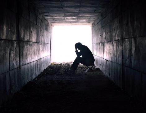 סובלים מדיכאון? אילוסטרציה