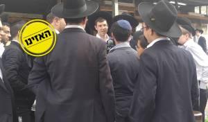מנדי וביתאן עם 'קולות הבוחרים' במחנה יהודה