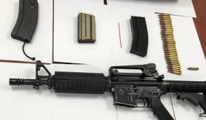 הנשק שנתפס