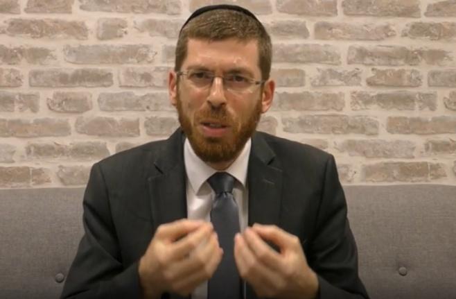 הרב יהושע פפר: כיצד לטפל בעבירות שבסתר?