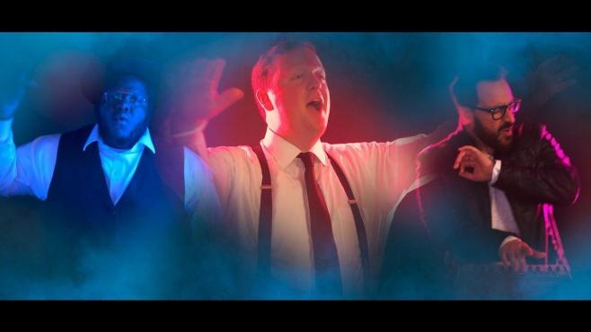 """חיים דוד ברסון וניסים בלאק בקליפ חדש: """"כולנו נזמר"""""""