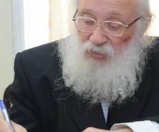 אצל הרב סילמן: סולחה בין השוטרים לרבנים