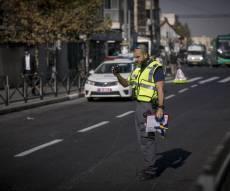 אילוסטרציה - אכיפה משטרתית בשבת ב... שכונה החרדית