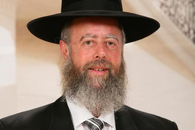 """הרב יצחק לוי ז""""ל"""