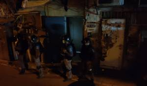 """הקשר הגנוב: המשטרה פשטה על מא""""ש"""