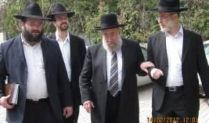 """רבה של סביון: הגאון רבי דוד ברודמן זצ""""ל"""