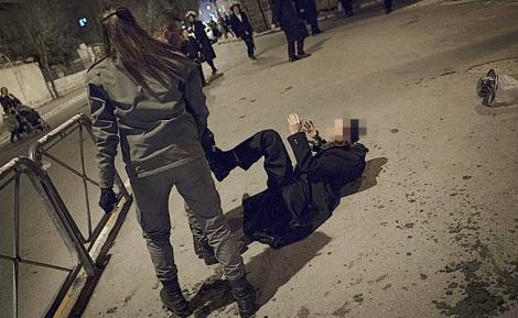 מראות מההפגנות בירושלים - הפכנו לחברה אלימה! // זעקה כואבת