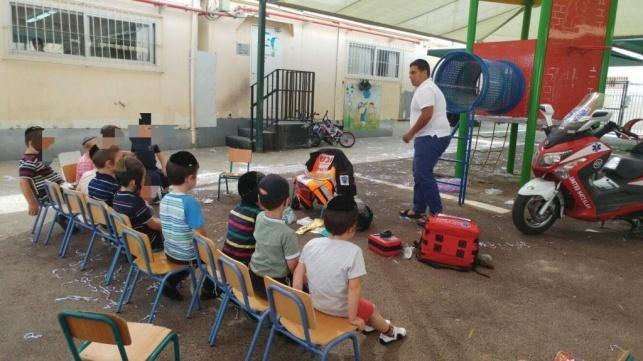 ילדי 'חינוך מיוחד'