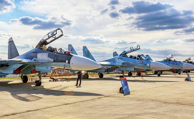 מטוסי קרב רוסיים, ארכיון