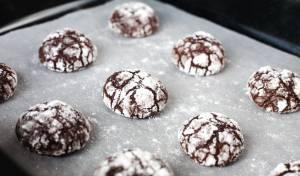 לא לבעלי לב חלש: עוגיות רעידת אדמה בטעם שוקולד ובמילוי קרמל