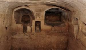 מערות ששימשו את מרד בר כוכבא