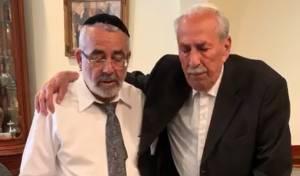 זקן רבני העדה הפרסית בדברי מוסר • צפו