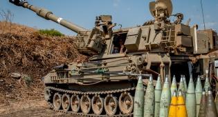 הירי וה'תרגיל'; המתיחות מול לבנון בתמונות