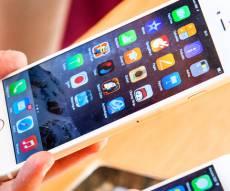 נשך סוללה של אייפון וגרם לפיצוץ בחנות