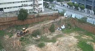 צפו: החלו העבודות ב'קריית איילת השחר'