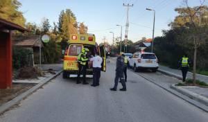 בת 50 נפצעה קשה בשריפה בכפר סירקין