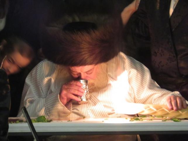 """גלריה: הרבי מתולדות אהרן מבקר בארה""""ב"""