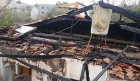 חגגו בר מצוה לבנם והבית כולו עלה באש