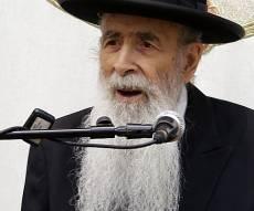 הגאון רבי יהודה עדס - הרב עדס מגיב: 'רבנים יהיו כפופים לרבנות?'
