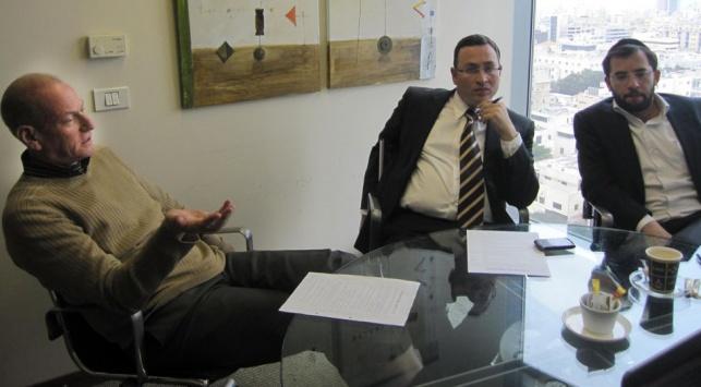 עורך-הדין החילוני שמייצג את 'קול ברמה'