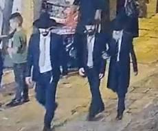 מספר חרדים הותקפו בליל שבת; המשטרה מחפשת אותם