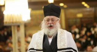 """חיים אדלר בבית הכנסת הגדול - אדלר כבר לא החזן הראשי של ביהכ""""נ הגדול"""