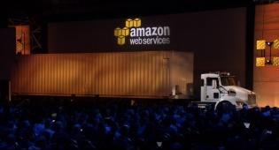 שירות המשאיות החדש מוצג - הדרך המהירה להעברת מידע.... משאית
