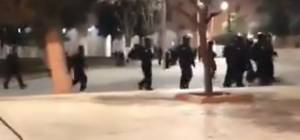 מאות התפרעו בהר הבית: כוחות משטרה רבים פיזרו אותם