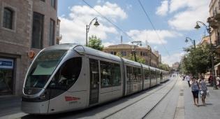 הרכבת הקלה בירושלים, ארכיון - תחבורה ציבורית משפיעה על מחירי דיור