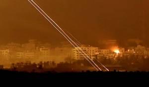בליל שבת: חמש רקטות שוגרו מרצועת עזה לעיר שדרות