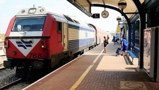 למשך שבוע: הרכבת מחיפה וצפונה תושבת