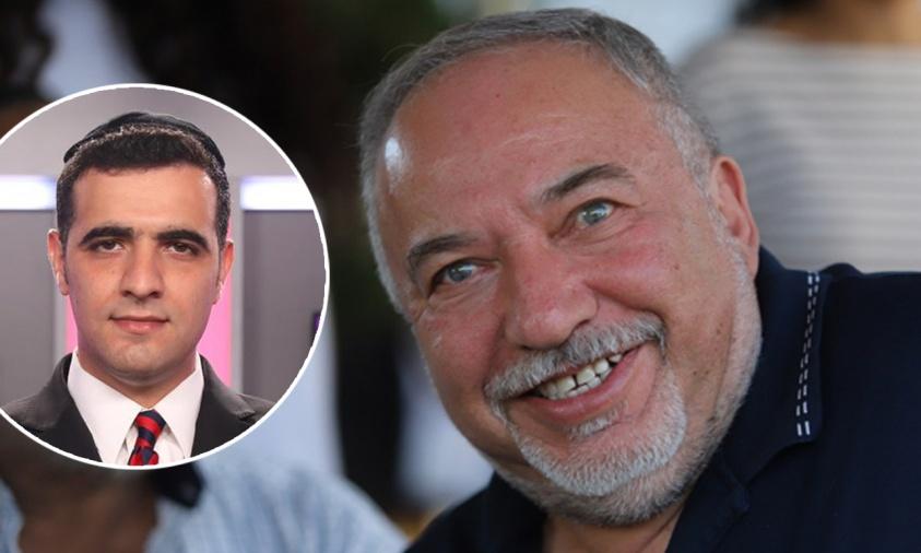 אביגדור ליברמן וישי כהן