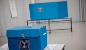 המשטרה חוקרת זיופים בבחירות לכנסת