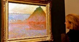 שיא חדש: ציור של מונה נמכר תמורת 81.4 מיליון דולר