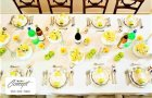 7 ארוחות, קונספט אחד: איך לעצב שולחן חג יוקרתי אך פרקטי ונוח
